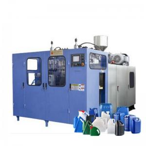 China 3000BHP Automatic PET Bottle Moulding Machine / Blowing Machine 200mm Mold Thickness on sale