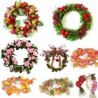 Holiday Wreath,Seasonal Decoration
