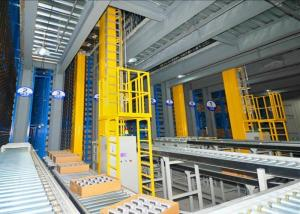 China Custom Automated Storage And Retrieval System Warehouse Automation Equipment on sale