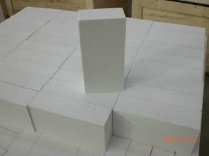 Quality High Alumina Corundum Refractory Bricks High Temperature Kiln Linings for sale
