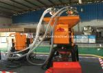 High Load Gravimetric Mixer Machine 200 KG / Hr For Plastic Pellet Industry