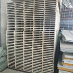 heat resistant 50mm mgo sandwich panel use interior wall panel for 20ft container house
