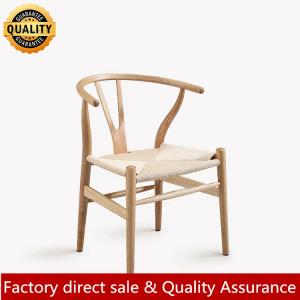 China Y shape backrest arm chair wood chair traditional wood dining chair vintage dining chair restaurant chair hotel chair on sale