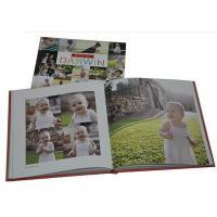 custom photo album book with eco-friendly