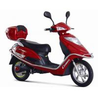 16 Inch 2 wheel Electric motor scooter 500w , battery powered road E Bike for Lady