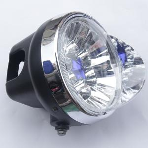 China 12V - 80V Electric Motorcycle LED Headlight / LED Lights For Motorcycles on sale