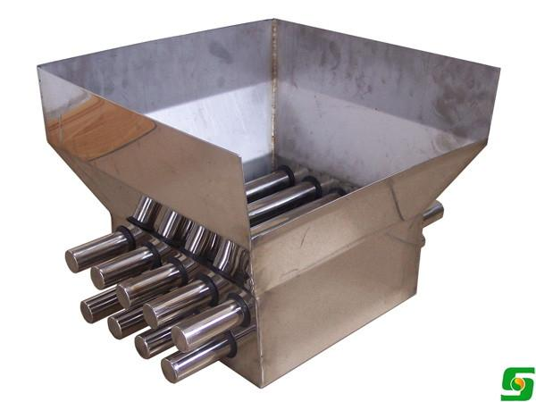 magnetic filter magnetic separator magnetic rod for food industry images