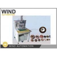 12pol / 36pol Flyer Winding Machine Single Station Brushless Motors Outrunner Stator