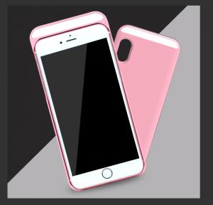 China Light Up Selfie Phone Case Flashlight Phone Case For IPhone 6/7/8/X supplier