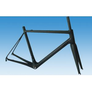 Quality Di2 Carbon Fiber Road Bike Frame of Internal Cable Routing HT-R066 Normal Weight for sale