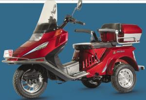 China Disabled Handicapped Mobility Scooters With 4-Stroke on sale