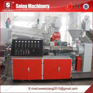China pipe pvc 180mm production machine on sale