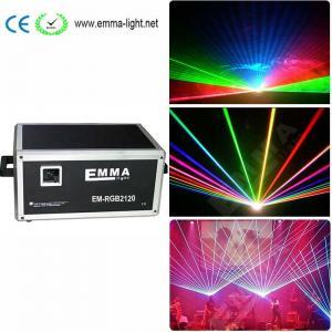 China Full Color RGB 12W Laser Light/ Professional DJ Equipment/Club Laser Lights for Sale on sale