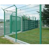 Galvanized Iron Wire Electic galvanized welded wire mesh fence / Factory price fence panels for sale