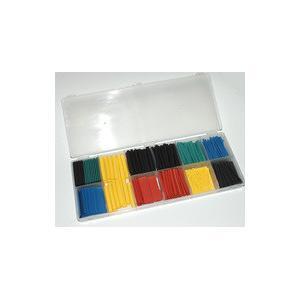 China tube de rétrécissement de la chaleur 280pcs de différentes couleurs on sale