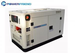China 12KW 15KVA Three Phase FAWDE Diesel Generator Set Super Silent on sale