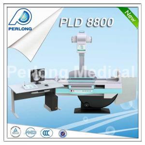 China digital x ray machine x ray machine for sale  fluoroscopy equipment digital PLD8800 on sale