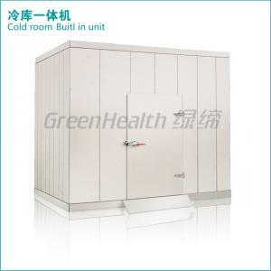 China Automático descongele los almacenes de la conservación en cámara frigorífica, cámara fría 13HP del restaurante on sale
