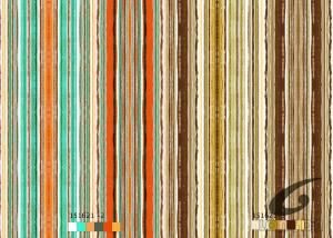 Stripe Designs Printable Heat Transfer Paper For Curtain And Pillow