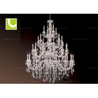 China Unique Silver 24 Modern Chandelier Lighting Fixtures For Laundry Room / Hallway on sale
