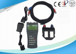 China Agriculture Liquid Non Intrusive Fluid Flow Meter Ultrasonic IP68 Protection on sale