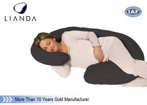 China C Shaped Maternity Pregnancy Pillow Baby Nursing Washable Cover Anti - Apnea on sale