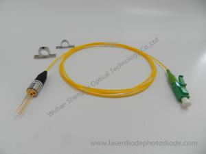 China 2.5G - 4.3G Bandwidth 1350 nm CWDM 4 Pin Pigtailed Laser Diode For CATV on sale