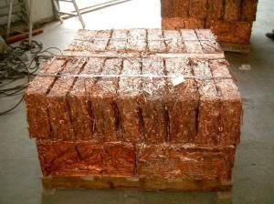 China Copper Scrap on sale
