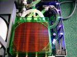 unités de condensation à refroidissement par eau avec le compresseur de Copeland