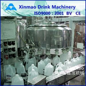 China Automatic Water Filling Machine / Filling System / Beverage Bottling Plant on sale