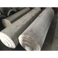 Hot Roll CUSTOMIZED Magnesium Billet For Extruding , Magnesium Slab
