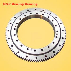 China port crane slewing bearing, slewing ring for sea port machine, 50Mn turntable bearing on sale