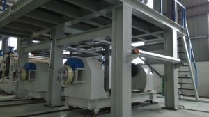 China Linha de produção de alumínio revestida diâmetro da placa da folha da cor de 1500MM on sale