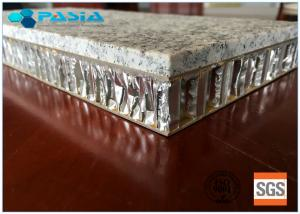 China High Strength Basalt Stone Honeycomb Composite Panels For Indoor Decoration on sale