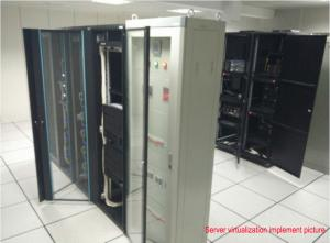 China Server virtualization for education - University server virtualization project on sale