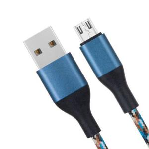 China Android Usb Charging Cable 4 Core Anti Broken Foil Shielding Anti - Interference on sale