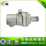 High temperature steam hot oil rotary union for textile printing and dyeing