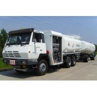 45m³ Aircraft Refueling Truck with Full Trailer