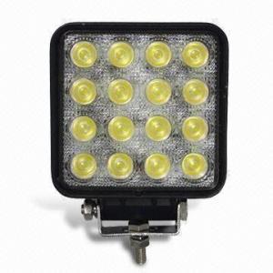 China IP67 15W 4 24V High Lumen Cree led vehicle work light For Truck on sale