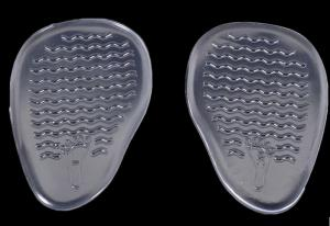 China Ball of Foot Protection-BF0002 GEL shoe pads on sale