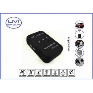 China Quad Band  Portable Real Time GPS Tracking Device For Asset Pet  By SMS GPRS on sale