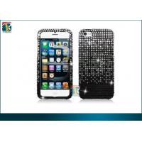 Tough and Durable Sparkly Rhinestone Case, 3D Bling Iphone Cases for Iphone 5 OEM