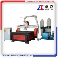 Rack gear Advertising Woodworking CNC Engraving Machine CNC Router ZKM-1218-3.2KW
