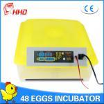 HHDのブランドの工場供給の販売YZ8-48のためのフル オートマチックの鶏の卵の定温器/家禽のふ化場