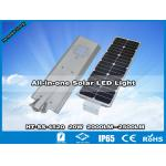 Hitechled 20Wスマートなオールインワン太陽LEDの街灯|Farolas Solares Todo en uno