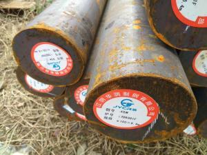 China Hardness 16MnCr5 Steel Round Bar EN10084 DIN 1.7131 OD 6 - 500mm on sale