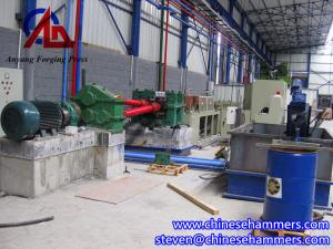 China hot-rolled steel ball skew rolling mill,Mill grinding balls,ZQ series 20-120mm on sale