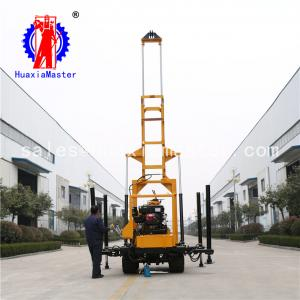 China XYX-200 crawler geology expoloration drilling rig/small engineering exploration drilling equipment for sale on sale