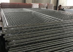 Cross Brace Temporary Chain Link Construction Fence Panels