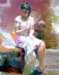 pinturas de parede/pinturas da decoração/arte pintada decorativa da mobília/parede